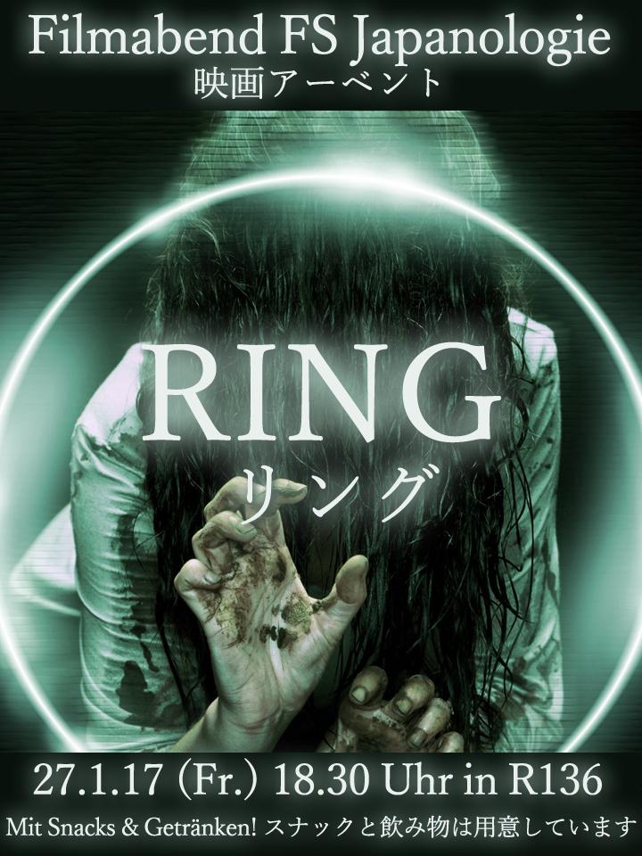 RING-Plakat